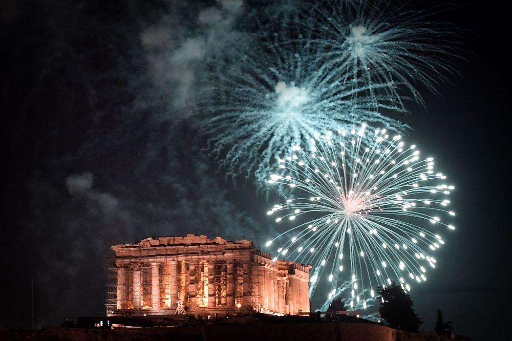 Nouvel An en Grèce