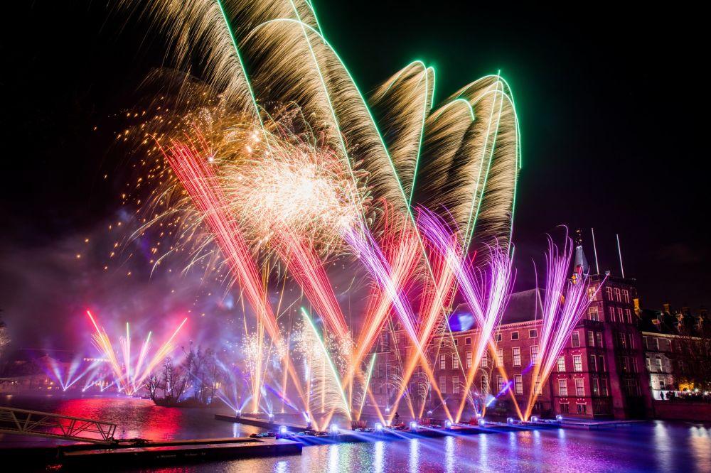 Nouvel An aux Pays-Bas