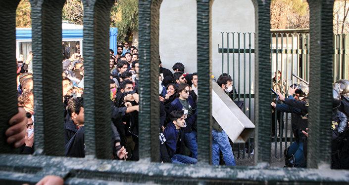 Les manifestations en Iran et leurs particularités