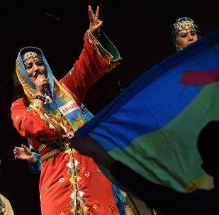 Nouvel An amazigh au Maroc. Photo d'archive