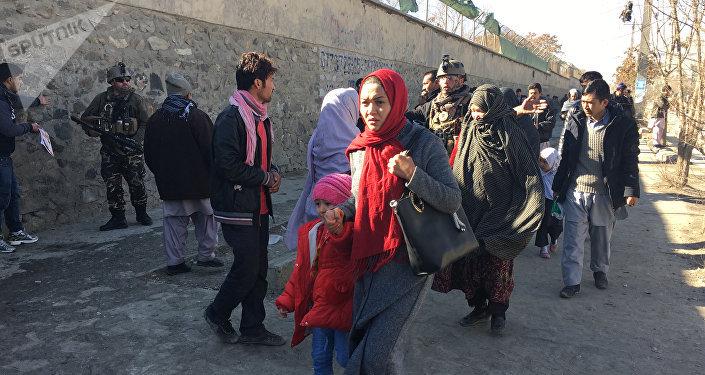 Explosion à Kaboul