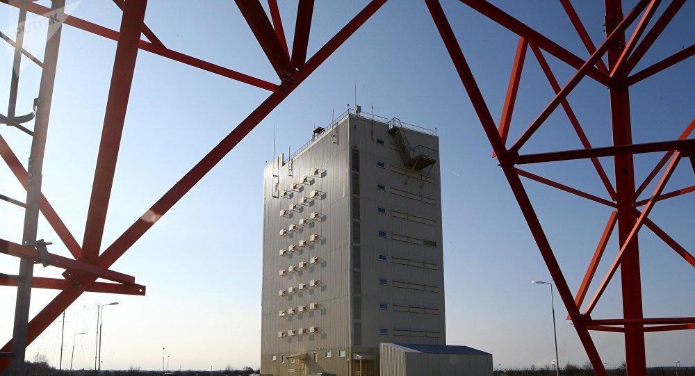 Radar Voronej dans la région de Kaliningrad