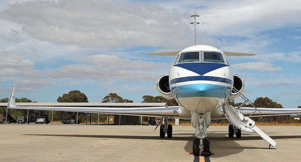 Un Gulfstream