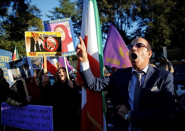 Protestations en Iran