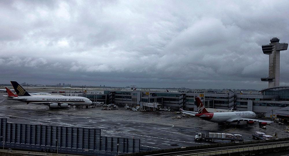 L'aéroport JFK de New York