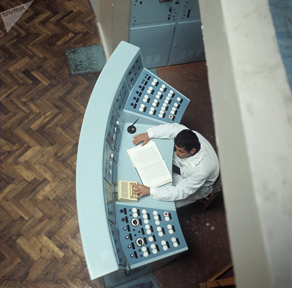 Laboratoire astrophysique de Chemakha, en Azerbaïdjan