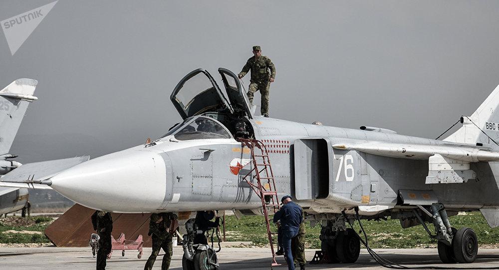 Les forces russes encore en Syrie peuvent gérer les attaques terroristes — Kremlin