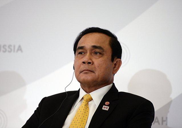 Le Premier ministre thaïlandais Prayuth Chan-ocha