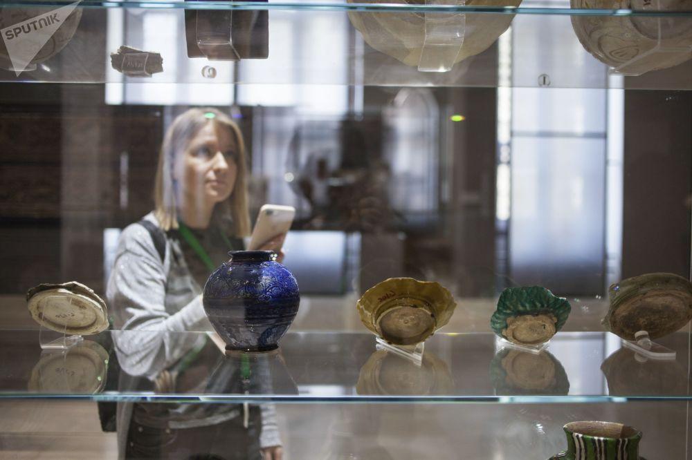 Trésors des royaumes anciens aux musées du Caire