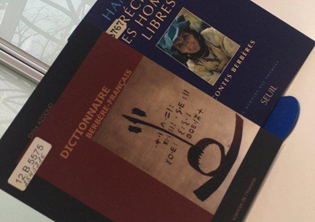 Livres sur l'histoire et la langue berbères