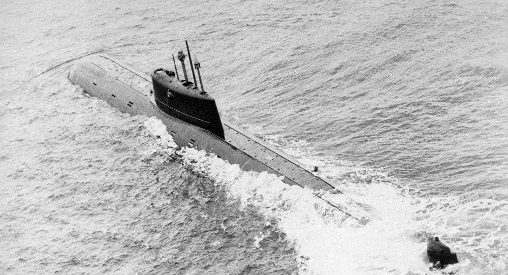 K-278 Komsomolets, sous-marin nucléaire d'attaque de classe Mike