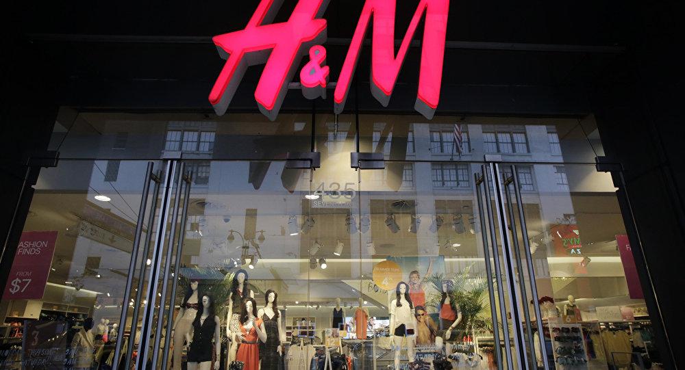 La colère enfle contre H&M — Afrique du Sud