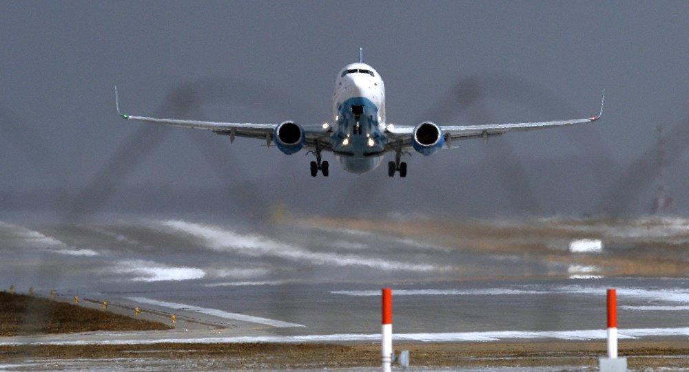 Un Boeing 737 a atterri d'urgence à l'aéroport de Moscou