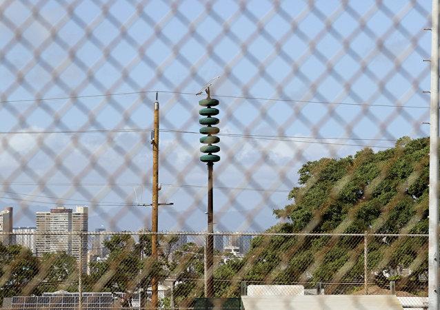 Un appareil à annoncer une alerte à Hawaï