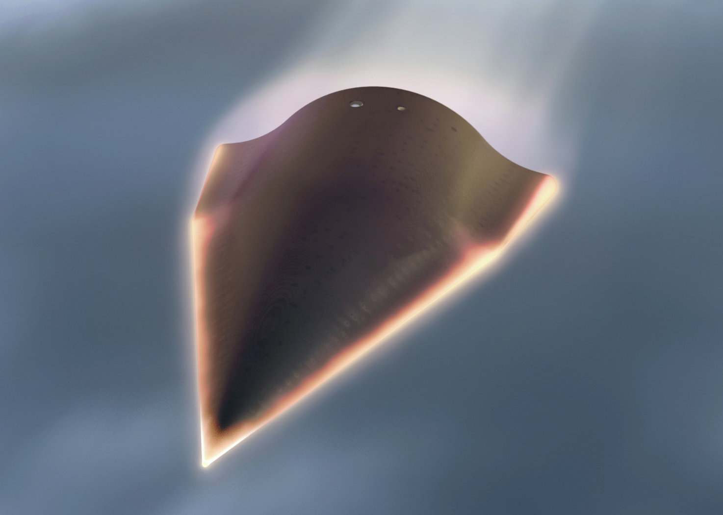 Falcon Hypersonic Technology Vehicle 2 (HTV-2)