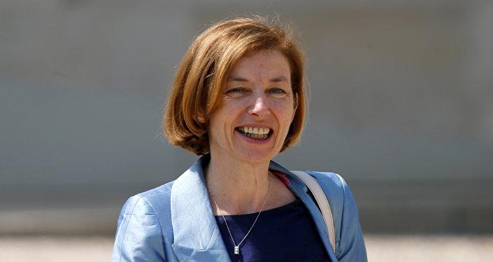 Florence Parly ministre française de la Défense