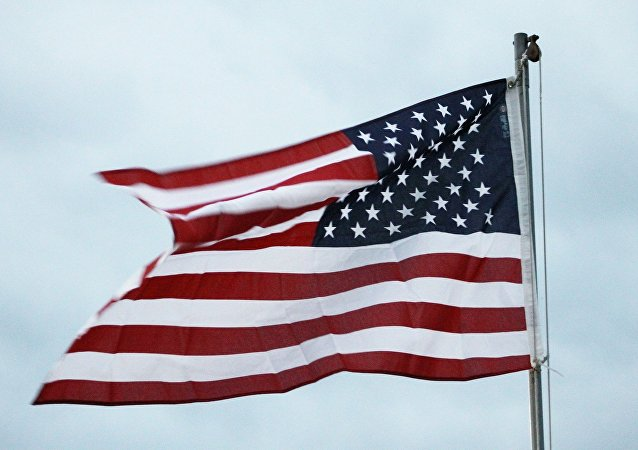 Le drapeau US