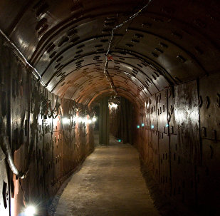 Bunker-42 à Moscou