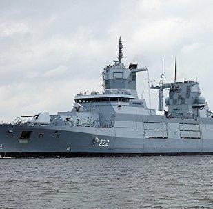 Les nouveaux navires coûteux de l'Otan ne sont pas prêts au combat