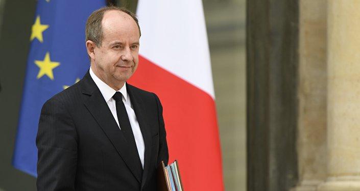 Jean-Jacques Urvoas. Photo d'archive