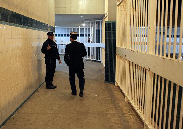 la prison de Borgo