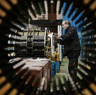 La compagnie NPO de construction mécanique