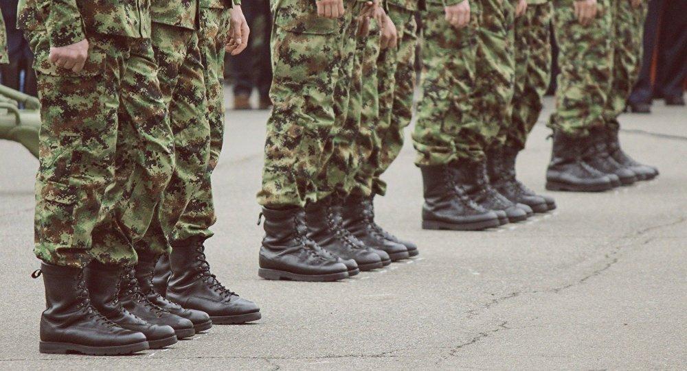 Soldats, image dillustration
