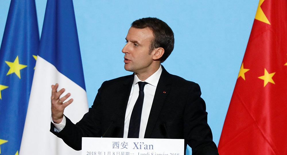 Macron estime qu'un accord spécial avec le Royaume-Uni est possible — Brexit