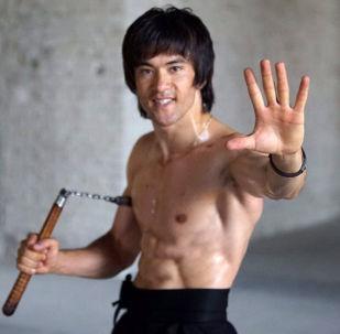 Abbas Alizadeh - le Bruce Lee d'Afghanistan