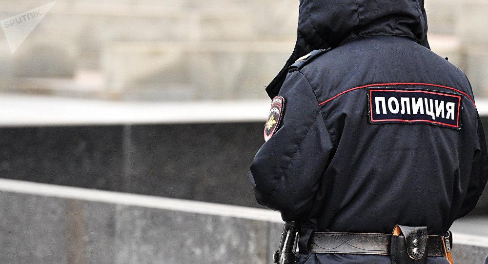 Policier russe