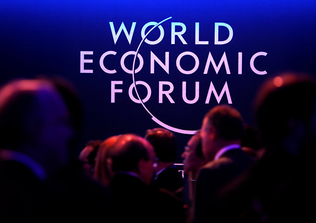 Le forum économique de Davos