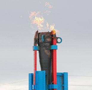 Le gaz russe