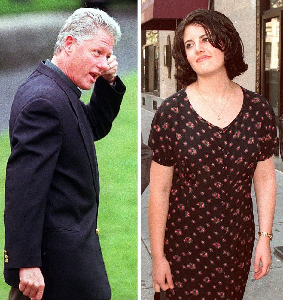 Les plus grands scandales sexuels en politique