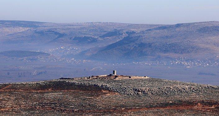 Afrine, Syrie