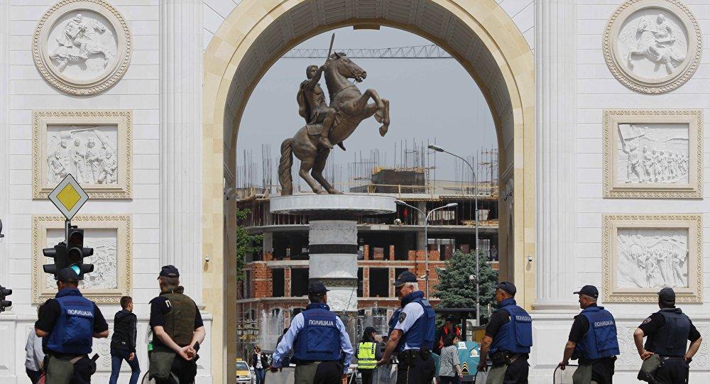 La Macédoine renonce à Alexandre le Grand!