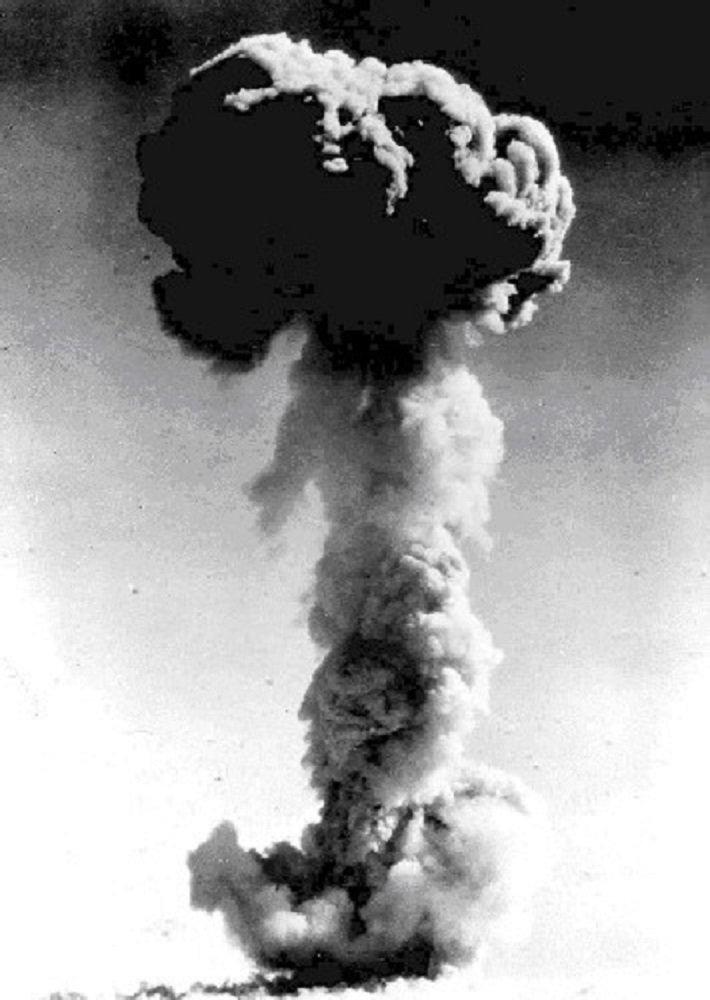 Le premier essai nucléaire chinois