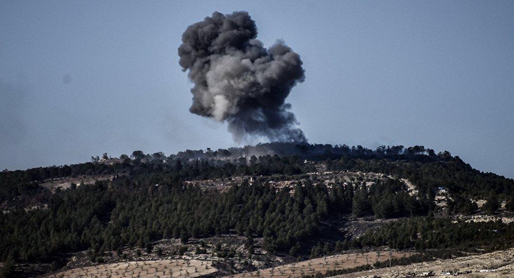 Opération «Rameau d'olivier» à Afrin