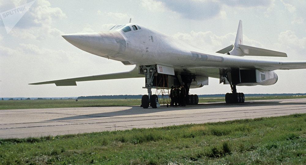 Un Tupolev Tu-160