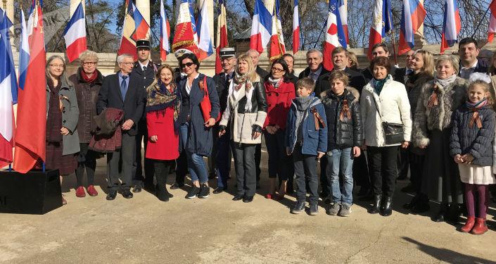Célébration à Montpellier