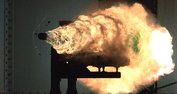 railgun (EMRG), image d'illustration
