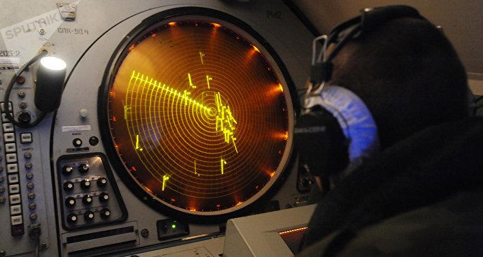 Le radar à Kaliningrad mis en service le 29 novembre