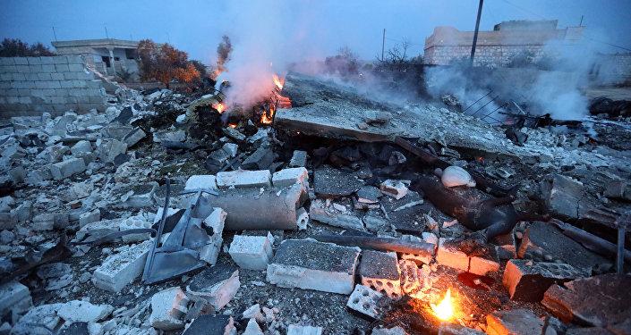 La Russie ordonne à ses pilotes de voler plus haut — Syrie