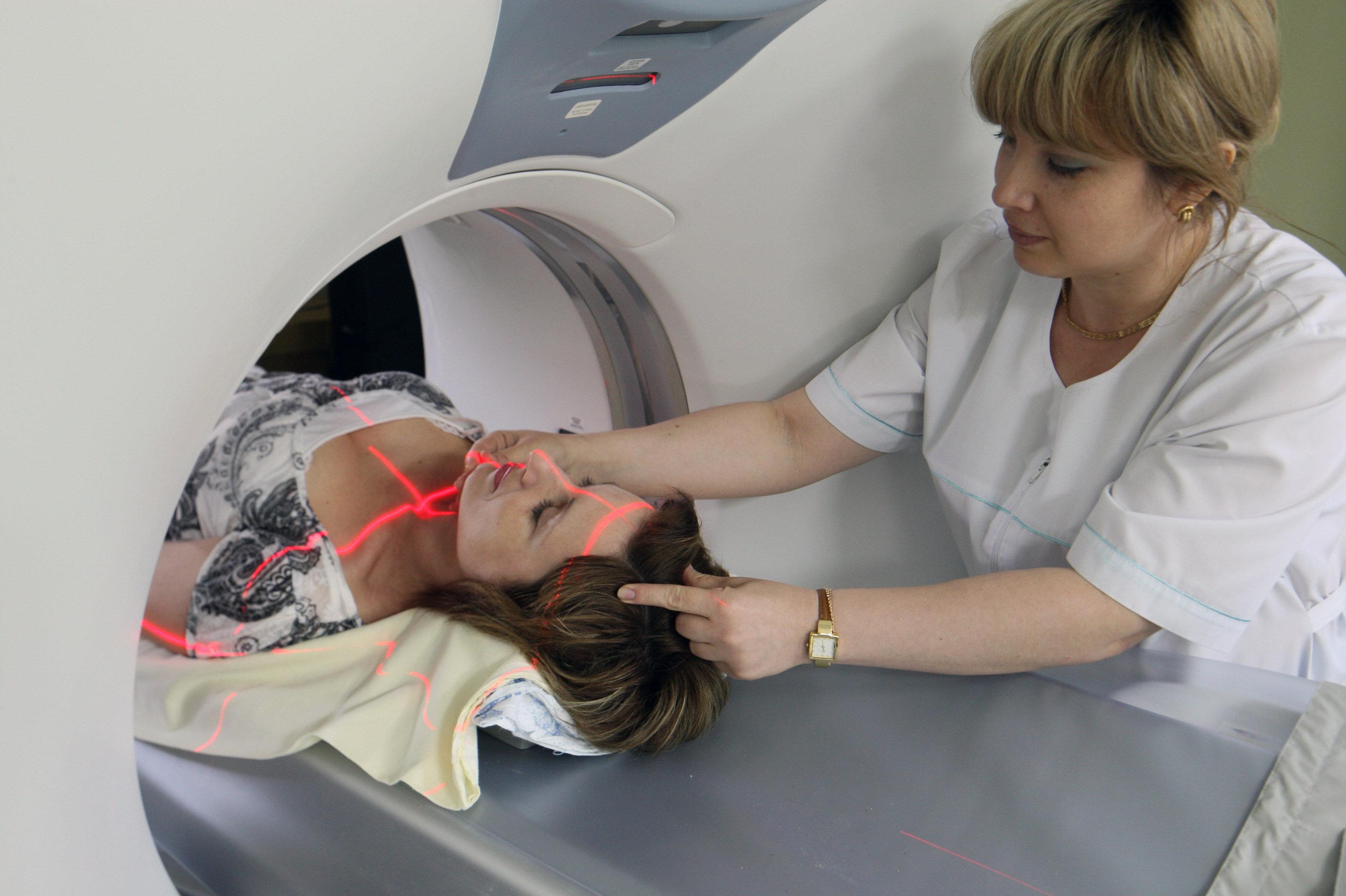 Passer une IRM