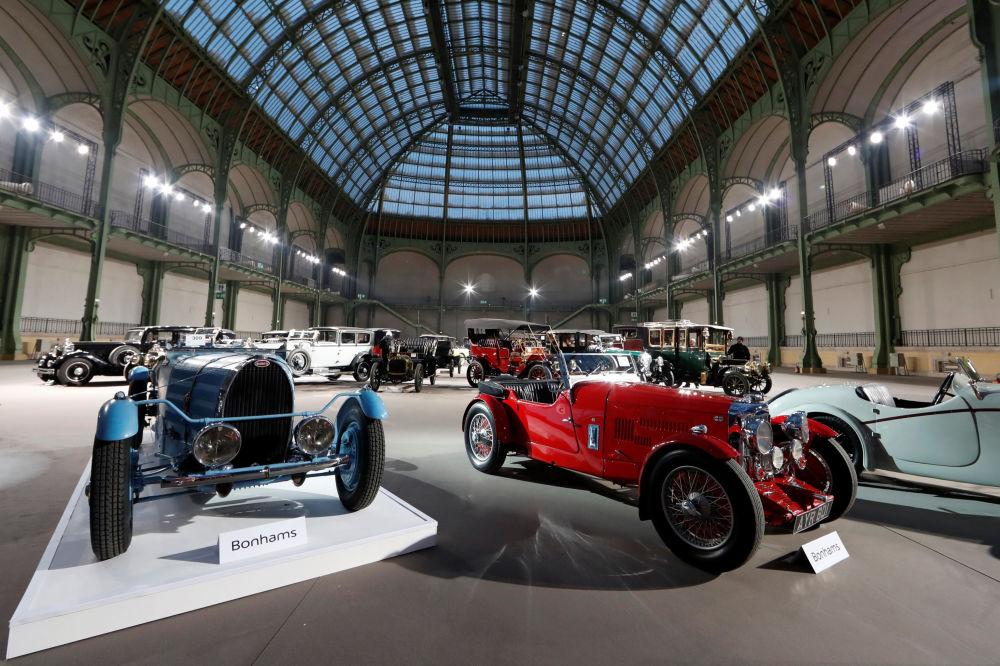 Salon Retromobile 2018 à Paris