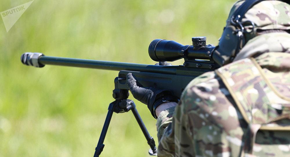 Un sniper (image d'illustration)