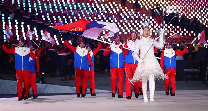 Le bronze pour les athlètes olympiques de Russie en double mixte — Curling