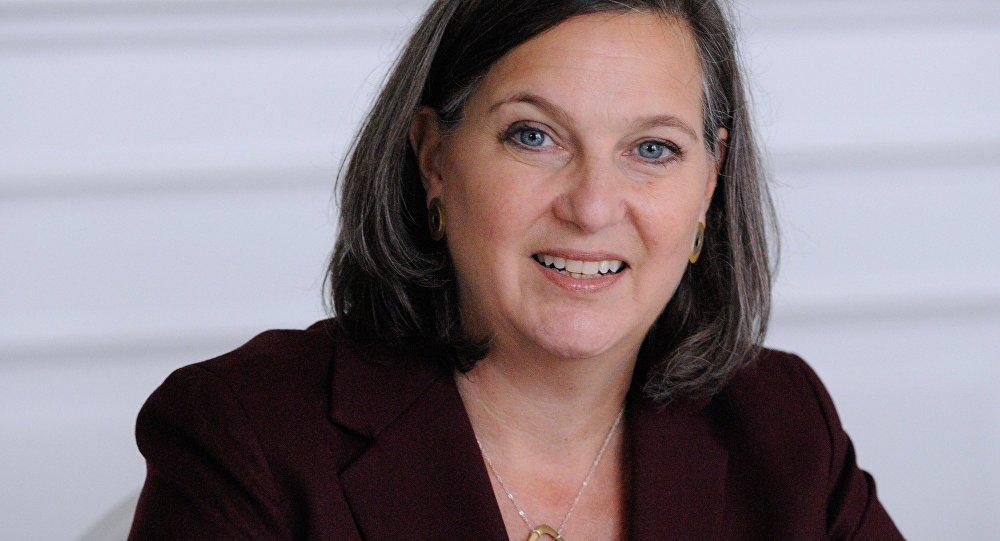 La sous-secrétaire d'Etat américaine Victoria Nuland