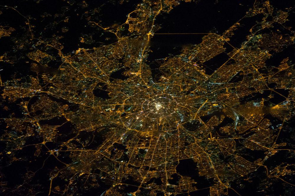 Moscou nocturne