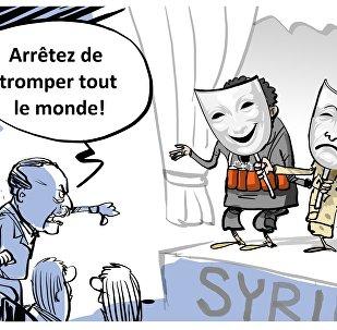 Erdogan appelle les USA à «mettre fin à ce théâtre avec Daech» en Syrie