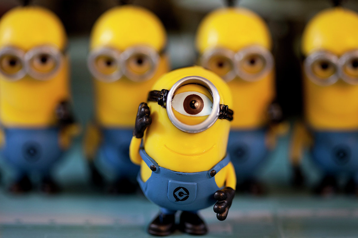 One-eyed Minion.